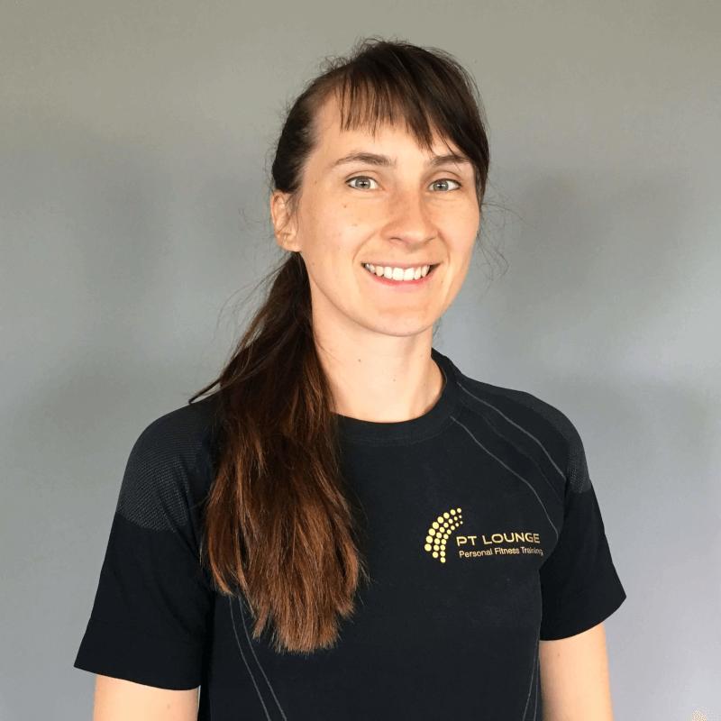 Trainerin Oxana